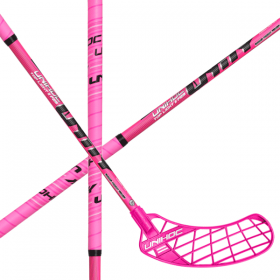 UNIHOC STICK UNITY FEATHER LIGHT OVAL 29 CERISE