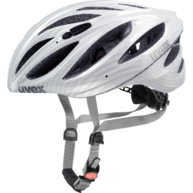 UVEX BOSS RACE, carbon look white