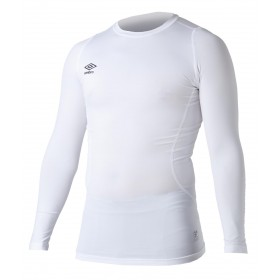 Umbro Core LS Crew M White