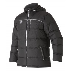 Umbro Jones Parka Padded Black