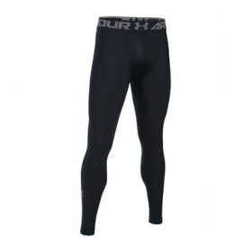UNDER ARMOUR 2.0 LEGGING BLACK, miesten legginsit