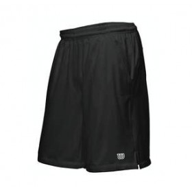 Wilson M Rush 10 Tennis Woven Short Black, miesten shortsit