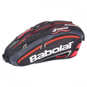 Babolat RH X 6 TEAM Red, racket bag