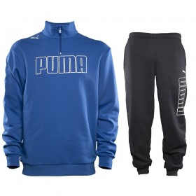 Puma Sweeper Suit Blue-Black