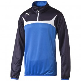 Puma Esito 3 1/4 Zip Training Top P.Royal