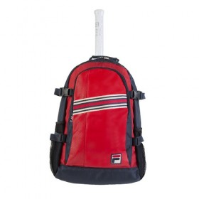 FILA THONI MEDIUM BACKPACK Red, reppu
