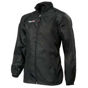 Macron Atlantic Windbreaker Black