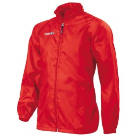 Macron Atlantic Windbreaker Red