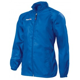 Macron Atlantic Windbreaker Blue