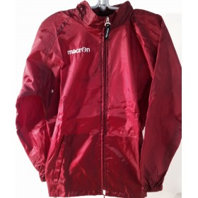Macron Atlantic Windbreaker VineRed