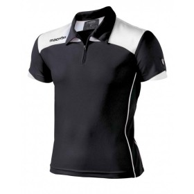 Macron Logan Polo Black