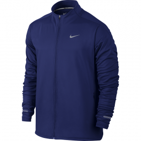 NIKE MENS DRI-FIT THERMAL FZ JACKET Blue