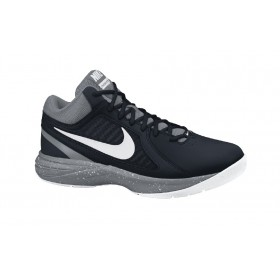 NIKE MENS THE OVERPLAY VIII Black-Grey