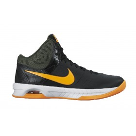 NIKE MENS AIR VISI PRO VI Black-Orange