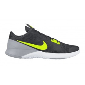 NIKE MENS FS LITE TRAINER 3 Black-Grey-Volt