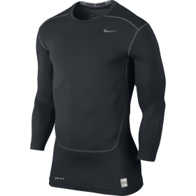 Nike Core Comp LS top 2.0 ita Black