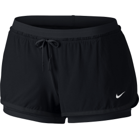 Nike full flex 2 in 1 short Black