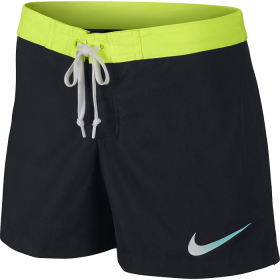 Nike Next Up short Black-Yellow