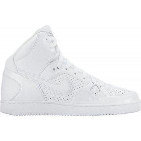 NIKE WMNS SON OF FORCE MID WHITE