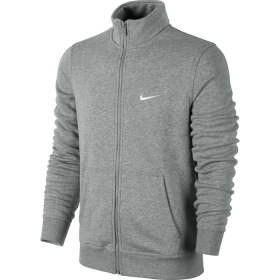 NIKE MENS CLUB TRACK JACKET Grey