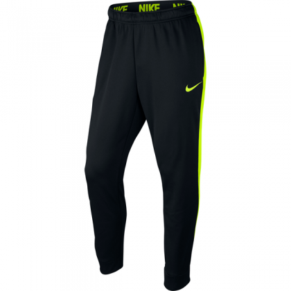 NIKE MENS KO SLACKER PANT Black-Yellow
