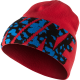 NIKE NSW CAMO SPILL BEANIE Red-Blue