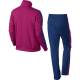 NIKE WMNS POLYKNIT TRACKSUIT Pink-Blue