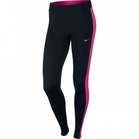 NIKE WMNS DF ESSENTIAL TIGHT Black-Pink