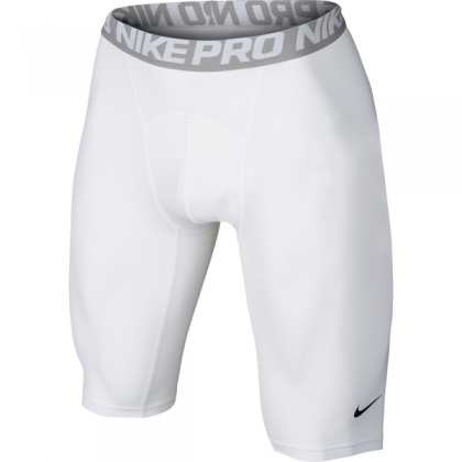 "NIKE MENS COOL 9"" SHORT White"