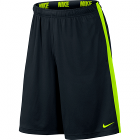 NIKE FLY SHORT 2.0 Black-Yellow