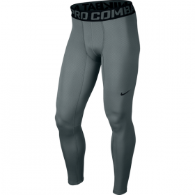 NIKE PRO COMBAT HYPERWARM LITE TIGHT Grey