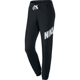 NIKE WMNS CLUB PANT-MIXED NIKE Black