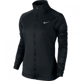 NIKE WMNS THERMAL FULL ZIP Black