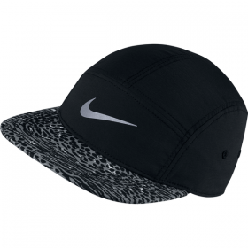 NIKE SEASONAL AW84 ADJ CAP Black-Cool Grey