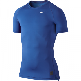 NIKE COOL COMPRESSION SS Blue