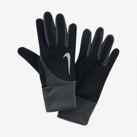 NIKE WMNS ELEMENT THERMAL 2.0 RUN GLOVES Black-Grey