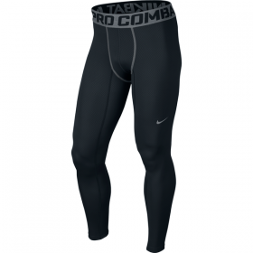 NIKE PRO COMBAT HYPERWARM LITE TIGHT Black