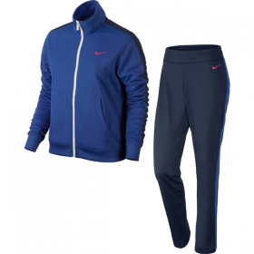 NIKE WMNS POLYKNIT TRACKSUIT Blue-Blue
