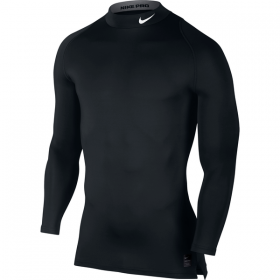 NIKE COOL COMPRESSION LS MK Black