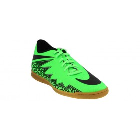 NIKE MENS HYPERVENOM PHADE 2 IC Green-Black