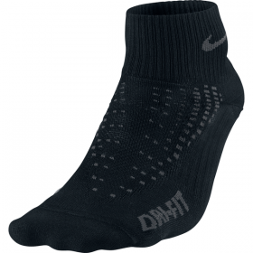 NIKE RUN-ANTI-BLST LTWT QTR Black