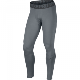 NIKE HYPERWARM MX COMP TIGHT Grey