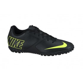 NIKE ( Adult ) BOMBA II TF Black-Volt