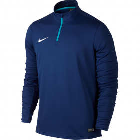 NIKE ACADEMY MIDLAYER TOP Blue