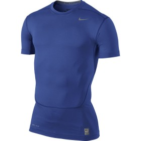 Nike Core Compression SS Top 2.0 Blue