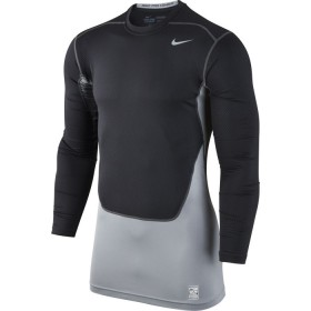 Nike Pro Hyperwarm Lite Comp Crew Black