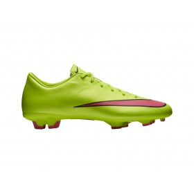 NIKE ( Adult ) MERCURIAL VICTORY V FG YELLOW