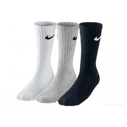 Nike Cotton Socks 3ppk mix