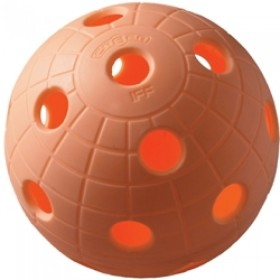 Unihoc Ball Crater WFC Orange