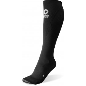 Zero Point (M) Intense Compression Socks Black